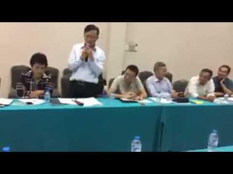 Bài Phát Biểu Của TS BS Trương Lê Anh Tuấn – BV Da Liễu HCM ngày 03/12/2016