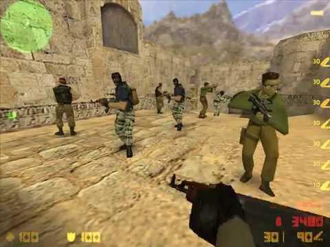 Trucos de Counter Strike 1.6 no steam