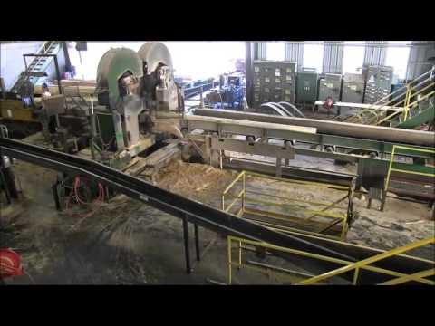 Sierra Pacific Industries sawmill tour