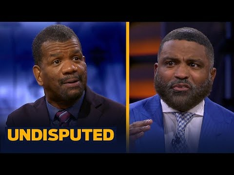 Rob Parker claims LeBron James and the Lakers will not make the playoffs | NBA | UNDISPUTED
