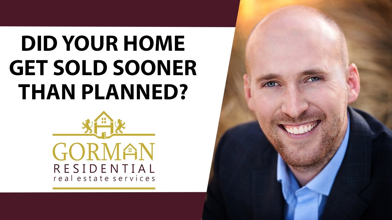 What If You Sell Your Current Home Before You've Found a New One?
