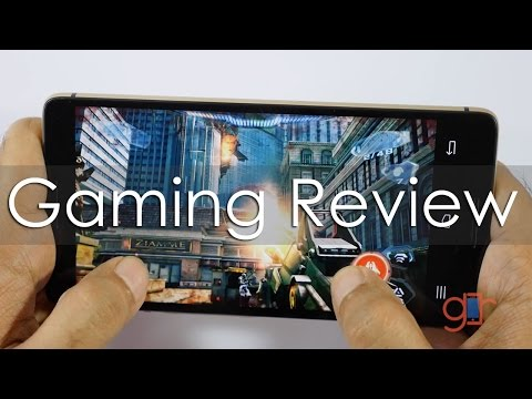 InFocus M810 Gaming Review with Heavy Games