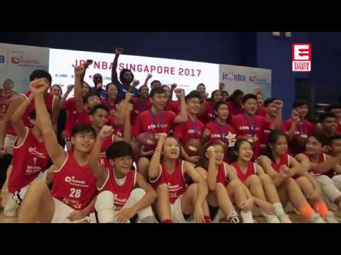 ELEVEN SPORTS VISITS NATIONAL TRAINING CAMP SINGAPORE 2017