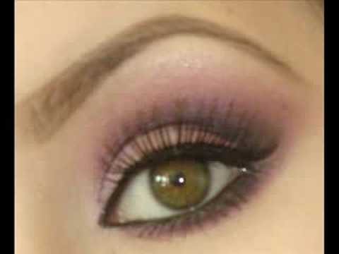Smoked Pink Eyeshadow Tutorial