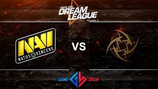 Na'Vi vs NIP, game 1