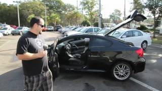 Autoline's 2008 Toyota Scion TC Walk Around Review Test Drive
