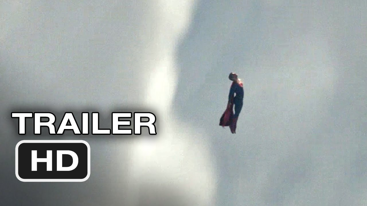 Movie Trailers:  Man of Steel (2013)