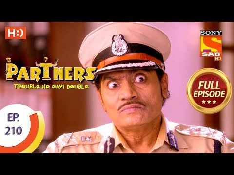 Partners Trouble Ho Gayi Double - Ep 210 - Full Episode - 17th September, 2018