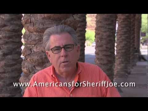 Americans for Sheriff Joe TV Ad: Outrage