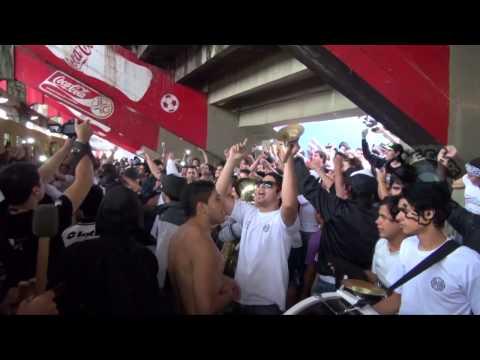 LA BARRA DEL OLIMPIA -  Seguimiento de Hechos Pelota Producciones - La Barra del Olimpia - Olimpia