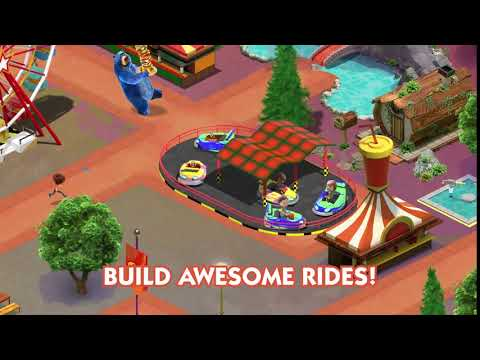Wonder Park Magic Rides - Rides Trailer