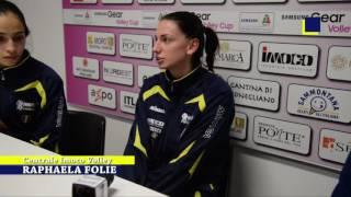 PANTERE TV. Imoco Volley Conegliano - Foppapedretti Bergamo.