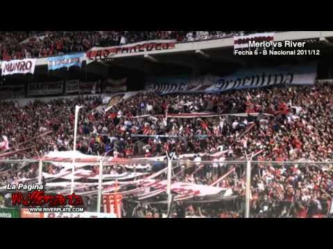 Yo te quiero River Plate - En Avellaneda - Los Borrachos del Tablón - River Plate