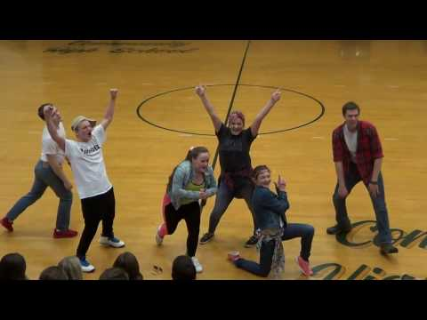 Junior Group Dance 2017