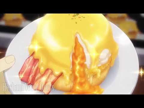 "Food Wars ""judge"" Dub"