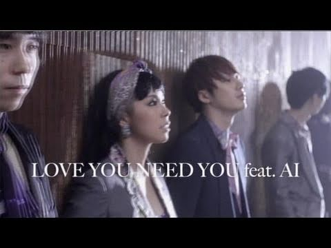 , title : 'THE BAWDIES - LOVE YOU NEED YOU feat. AI'
