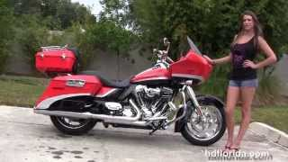 8. Used 2009 Harley Davidson  CVO Road Glide Motorcycles for sale