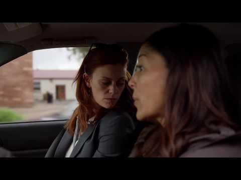 Cassidy Freeman - Longmire 6x7: Pt 2 | Angry Crowd & Mathias (Season 6)