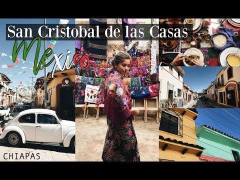 Welcome to MÉXICO! - San Cristobal de las casas y pueblos indígenas