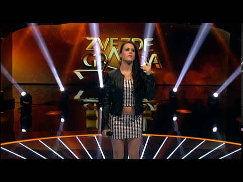 Dragana Žeželj – Za moje dobro – Zvezde granda 2014-2015 (ženska grupa – 18. oktobar) – peta emisija