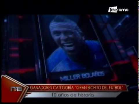 Premios Claro Bichito del Fútbol 2020