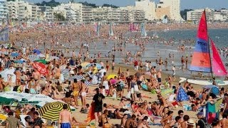 La Baule France  City pictures : La Baule Britany The Most BautifuL Beach of West France?