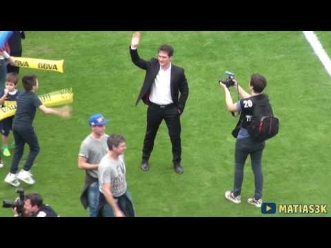 Boca Campeon 2017 / Que de la mano de los mellizos - La 12 - Boca Juniors