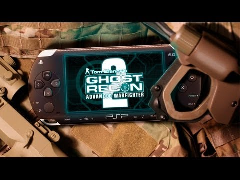 Ghost Recon : Future Soldier PSP