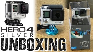Video GoPro HERO4 Silver Unboxing + New Accessories! MP3, 3GP, MP4, WEBM, AVI, FLV September 2018