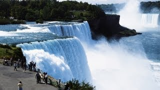 Niagara Falls (ON) Canada  city pictures gallery : Unbelievable!!! Niagara Falls World's Most Beautiful Waterfalls