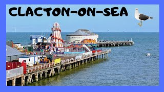 Clacton on Sea United Kingdom  City new picture : Beautiful Clacton-on-Sea, Essex, England