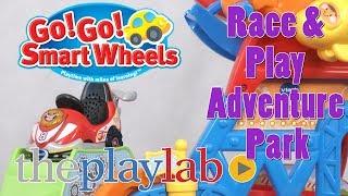 Go! Go! Smart Wheels Race & Play Adventure Park from VTech