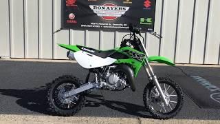 7. 2019 Kawasaki KX 65