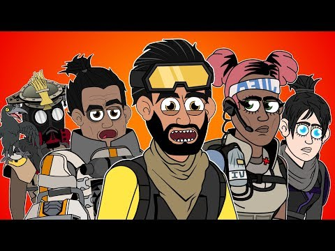 Apex Legends The Musical - Animated Parody Song
