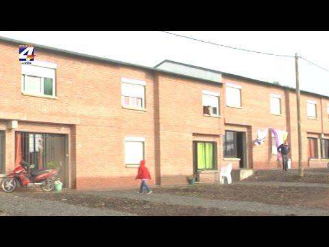 Inauguraron Cooperativa de viviendas Covinorte