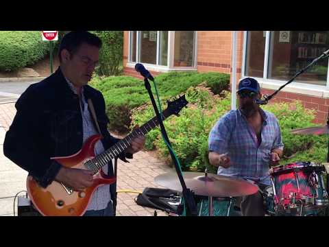FRANKLIN TURNPIKE • Something (Beatles Cover) — Live @ Mahwah Public Library
