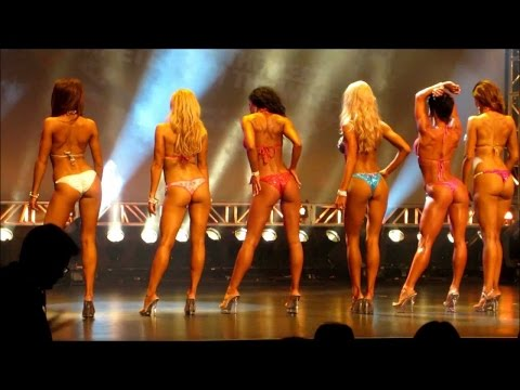 Working it Out | Fitness and Bikini Models