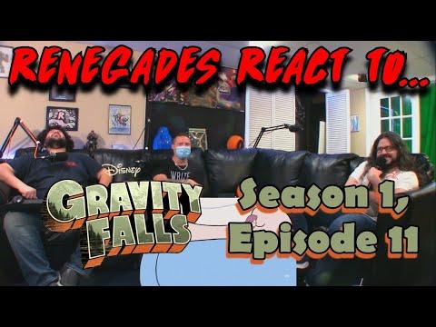 Renegades React to... Gravity Falls - Season 1, Episode 11