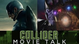 Steve Rogers Will No Longer Be Captain America In Avengers Infinity War - Collider Movie Talk by Collider