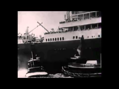 Original Aufnahmen der R.M.S TITANIC!