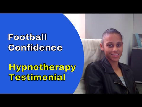 Football confidence and motivation increased for Laura
