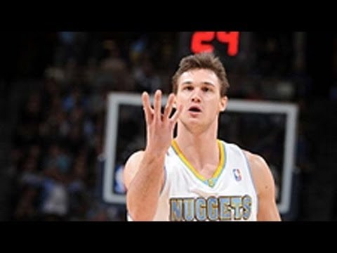 Danilo Gallinari's IMPOSSIBLE Circus Shot