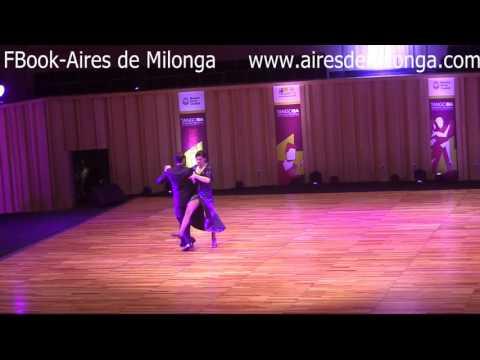 Mundial de tango 2016, clasificatorias ESCENARIO