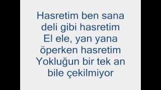 Ragga Oktay Ft. Yıldız Tilbe - Gitme Kal (Lyrics-Şarkı Sözleri)
