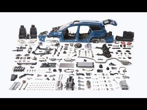автозапчасти из европы форд фокус 2