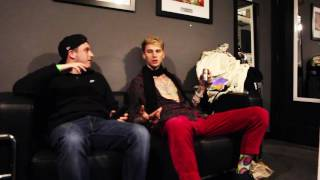 Video Machine Gun Kelly Talks New Album Dropping Early 2017, 'Bad Things', And More download in MP3, 3GP, MP4, WEBM, AVI, FLV Februari 2017