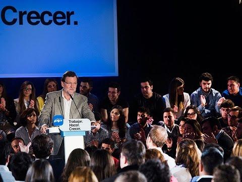 Rajoy: El enemigo del cambio es liquidar la política económica que nos ha sacado de la crisis