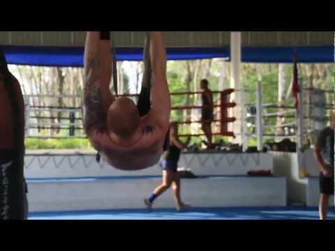 Strength and Conditioning – MMA circuit training workout Highlight from Phuket Top Team