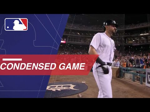 Condensed Game: CWS@DET - 8/13/18