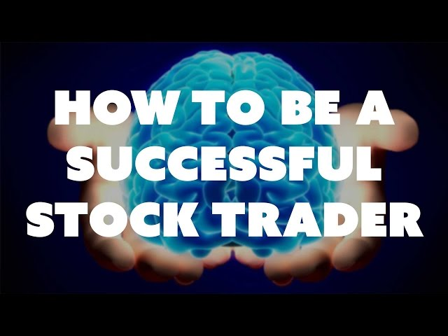 Steps in becoming stock trader?
